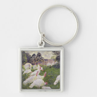Porte-clés Dindes de Claude Monet | chez Chateau de