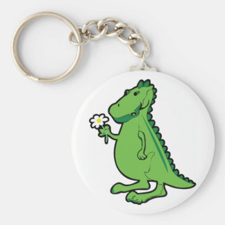 Porte-clés Dinosaure d'amour