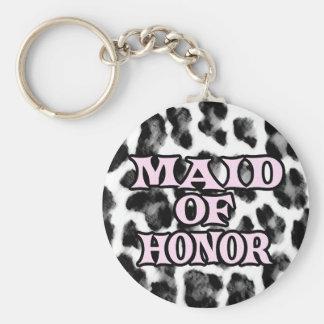 Porte-clés Domestique d'honneur