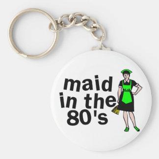Porte-clés Domestique pendant les années 80