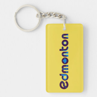 Porte-clés Double porte - clé dégrossi d'Edmonton