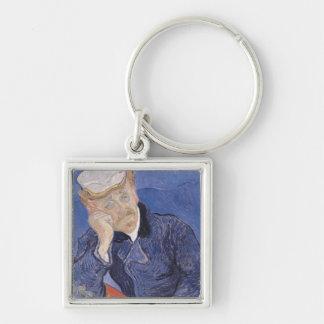 Porte-clés Dr. Paul Gachet, 1890 de Vincent van Gogh  