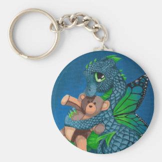 Porte-clés Dragon de fée de bébé