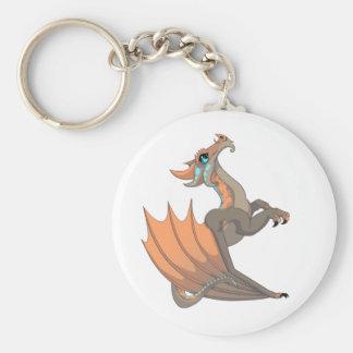 Porte-clés Dragon pour Bianca