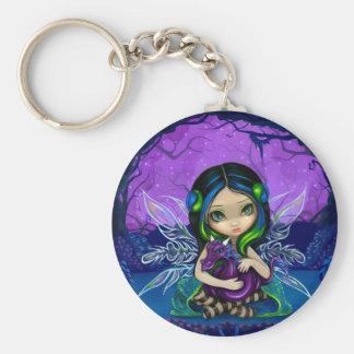 "Porte-clés ""Dragonling porte - clé de jardin II"""