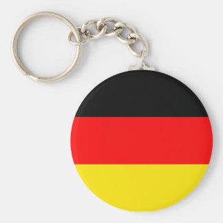Porte-clés Drapeau allemand
