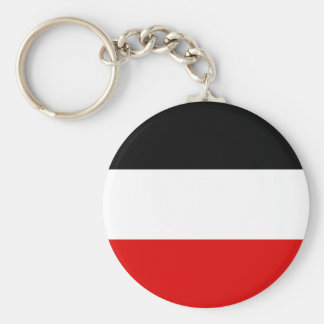 Porte-clés Drapeau allemand impérial - Deutsches Kaiserreich