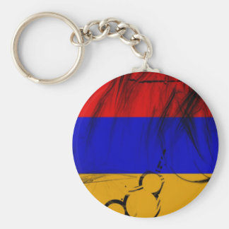 Porte-clés Drapeau arménien