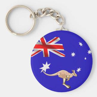 Porte-clés Drapeau australien