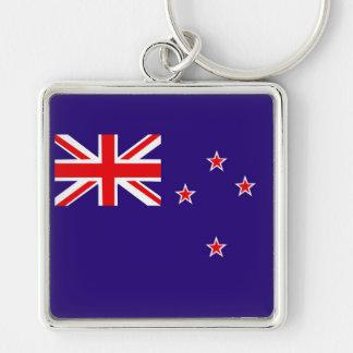 Porte-clés Drapeau de la Nouvelle Zélande