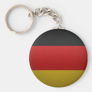 Porte-clés drapeau de la République fédérale d'Allemagne
