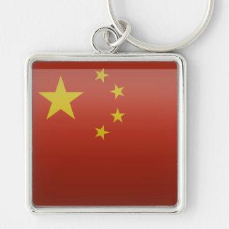 Porte-clés Drapeau de la République populaire de Chine