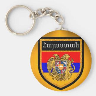 Porte-clés Drapeau de l'Arménie