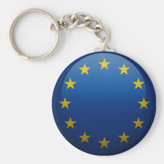 Porte-clés Drapeau de l'Europe