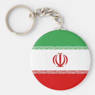 Porte-clés Drapeau de l'Iran