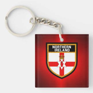 Porte-clés Drapeau de l'Irlande du Nord