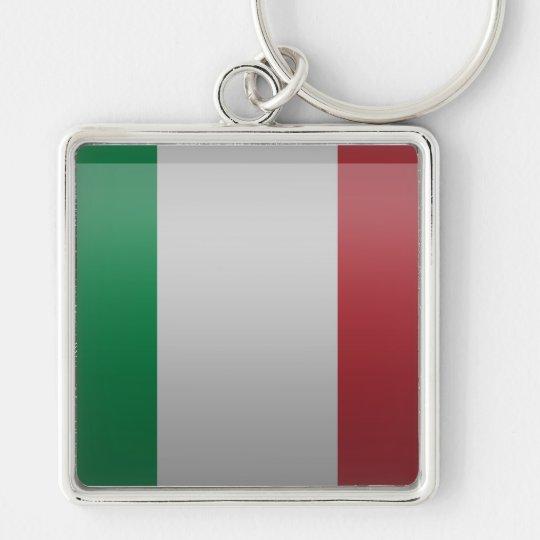 Porte-clés Drapeau de l'Italie