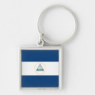 Porte-clés Drapeau du Nicaragua