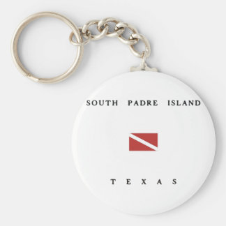 Porte-clés Drapeau du sud de piqué de scaphandre du Texas