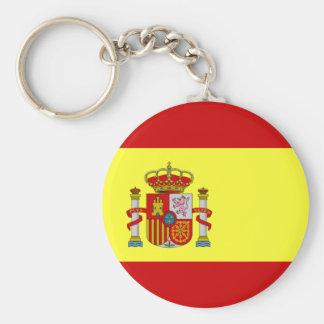 Porte-clés Drapeau espagnol