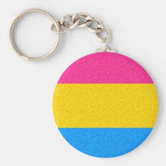 Porte-clés Drapeau Pansexual de fierté