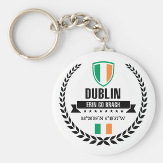 Porte-clés Dublin