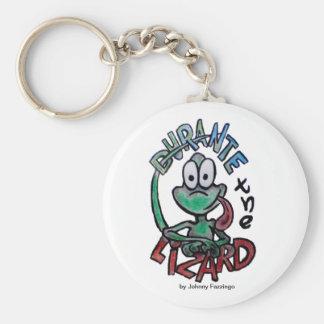 Porte-clés Durante le porte - clé de lézard