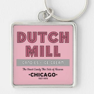 Porte-clés Dutch Mill Candy Company, Chicago, IL