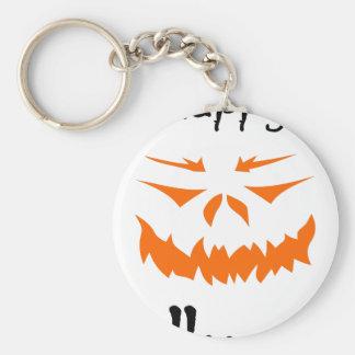 Porte-clés effrayant
