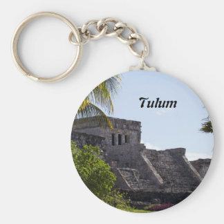 Porte-clés El Castillo de Tulum - ruines maya
