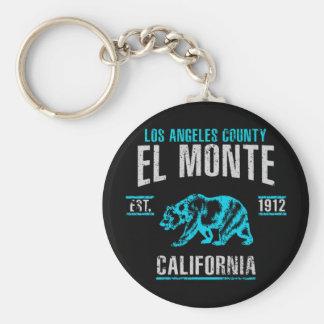 Porte-clés EL Monte