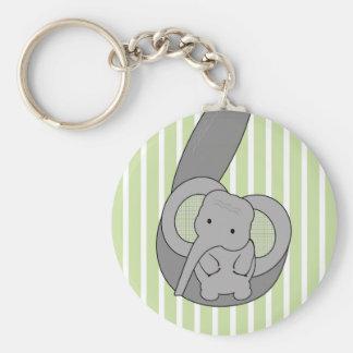 Porte-clés Éléphant de bébé