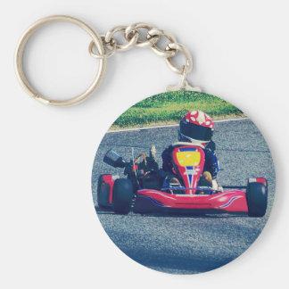Porte-clés Emballage de kart