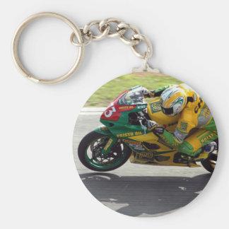Porte-clés Emballage du porte - clé de moto