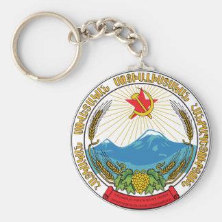 Porte-clés Emblème de la République socialiste soviétique