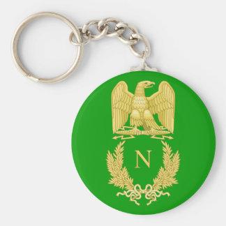 Porte-clés Emblème impérial de porte - clé du napoléon I