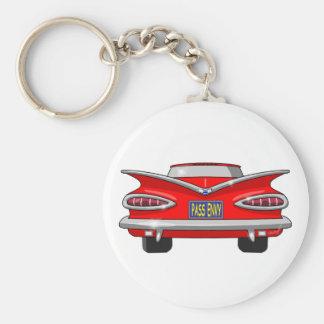 Porte-clés Envie 1959 de passage d'impala de Chevrolet Chevy