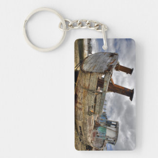 Porte-clés Epave de bateau