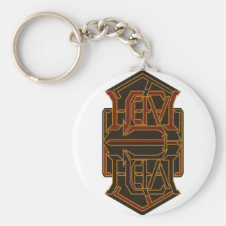 Porte-clés Épée et bouclier HMU