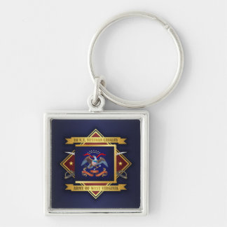 Porte-clés ęr Cavalerie de vétéran de New York