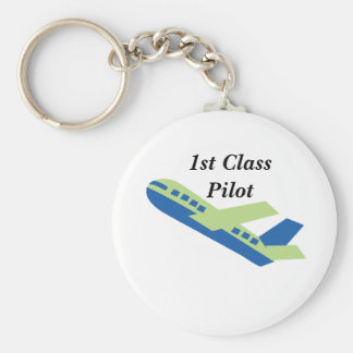 Porte-clés ęr Pilote de classe