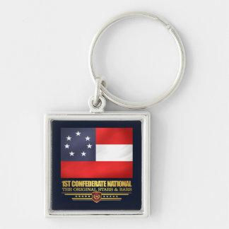 Porte-clés ęr Ressortissant confédéré