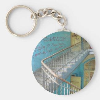 Porte-clés Escaliers 01,0, endroits perdus, Beelitz