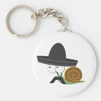 Porte-clés Escargot de Señor