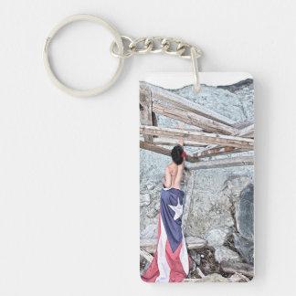 Porte-clés Esperanza - pleine image