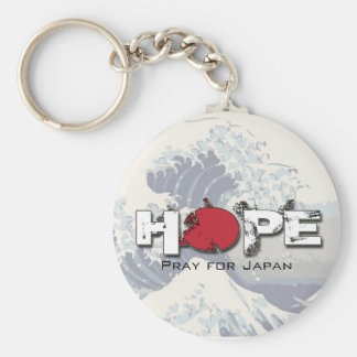 Porte-clés ESPOIR - priez pour des porte - clés du Japon