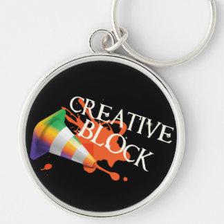 Porte-clés Esprit créatif libéré