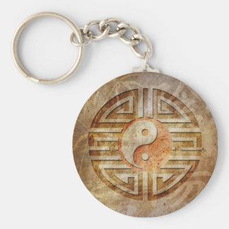 Porte-clés Esprit de Yin et de Yang