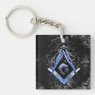 Porte-clés Esprits maçonniques (BlueSwish)