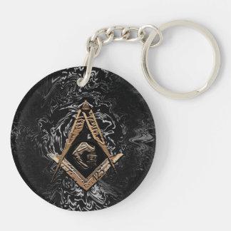 Porte-clés Esprits maçonniques (GoldenSwish)